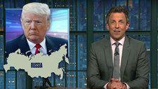 It's Written All Over Their Faces, Seth Meyers Says Of Robert Mueller And Rudy Giuliani