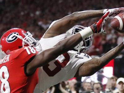 Alabama is No. 1 in final AP poll for 11th time; UCF 6th