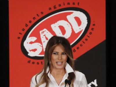 First lady: kindness and compassion are important in life