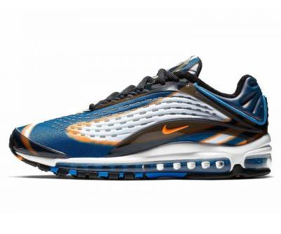 """Nike Air Max Deluxe """"Blue Force"""" Hits Retailers Next Month"""