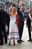 Queen Maxima Looks Like She's Ready For a Beach Day - and We Are Here For It