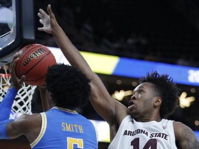 Arizona State beats UCLA 83-72 in Pac-12 quarterfinals
