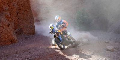 Reigning Dakar Rally Champion Toby Price Out Of Race With Broken Leg