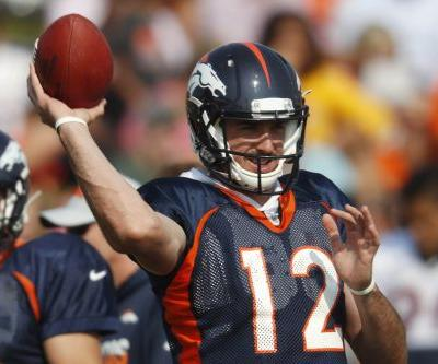 Broncos' once-prized quarterback is officially a bust