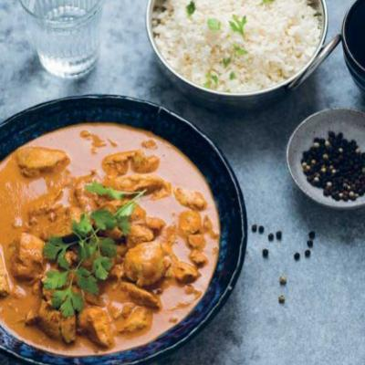 Recipe: Quick, Dairy-Free Butter Chicken