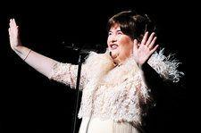 Susan Boyle Earns Golden Buzzer With 'Wild Horses' Cover on 'AGT: The Champions'