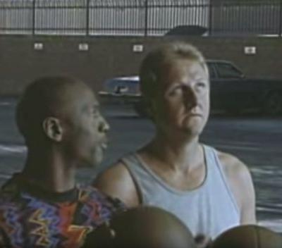 Trying to predict the stock market has been a lot like the McDonald's commercial with Michael Jordan and Larry Bird from 1993, Morgan Stanley says