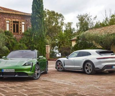 Porsche's $91,000 USD Taycan Cross Turismo EV Launches in America This Summer 2021