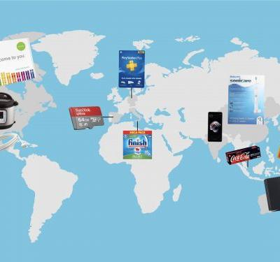 These were the top-selling items from Amazon Prime Day around the world