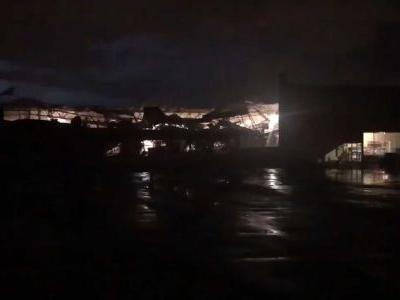 National Weather Service confirms tornado touches down in Dallas