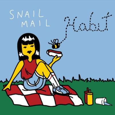 Snail Mail reissues debut Habit EP: Stream