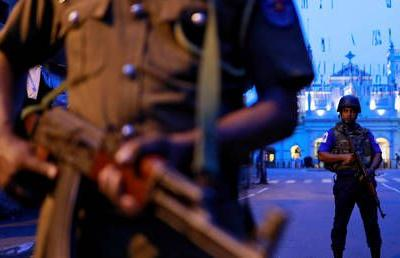 Indian intelligence monitored Sri Lanka bomb plotter 3yrs ago for links to IS - report