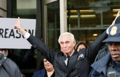 Trump commutes sentence of ally Roger Stone, sentenced to 6 years in 'Russiagate' probe