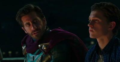 'Spider-Man: Far From Home' Clip: Mysterio Gives Spider-Man a Super Pep Talk