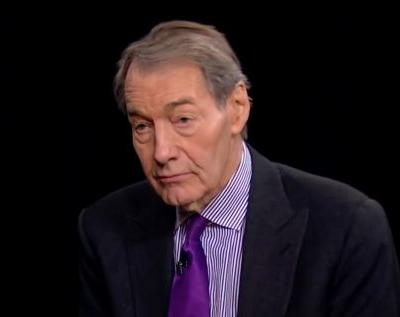 Charlie Rose Reportedly Developing MeToo 'Atonement Series' With Other Alleged Predators
