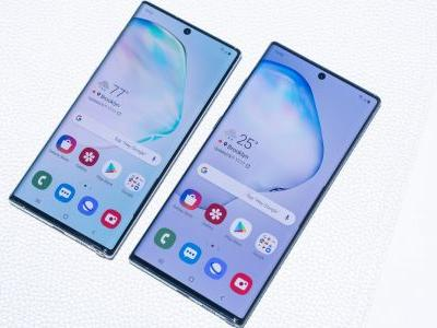 First Galaxy Note 10 update brings August patch, camera improvements, more