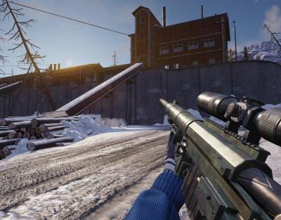 Ring of Elysium, the battle royale shooter where you can snowboard and paraglide, is coming to Steam next week