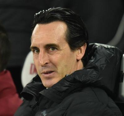 Emery charged by FA after kicked water bottle strikes supporter