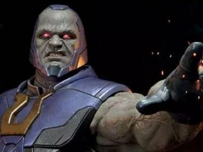 Zack Snyder Reveals 'Justice League' Concept Art of Darkseid and the Anti-Life Equation