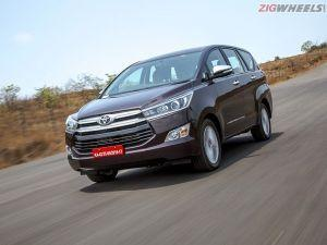 Toyota Issues Recall For Innova Crysta And Fortuner