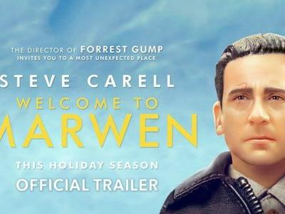 Steve Carell Stars in the Welcome to Marwen Trailer & Poster