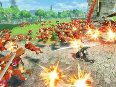 SwitchArcade Round-Up: 'Hyrule Warriors: Age of Calamity', 'Micetopia', and Today's Other New Releases and Sales
