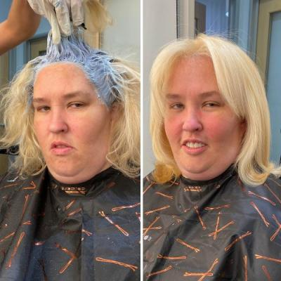 Mama June 'Loves' Her New Hair Makeover After Getting Pampered in Beverly Hills Salon