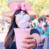 Welp, Disney World's Millennial Pink Milkshake Is Prettier Than I'll Ever Be