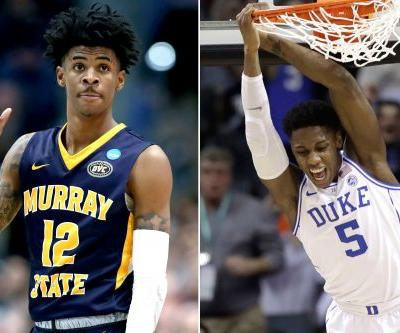 NBA Mock draft: How it will line up after Zion Williamson