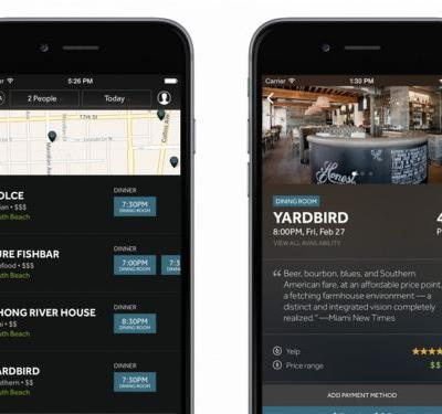 Rumor: Resy Is Acquiring Reserve, the Other Non-OpenTable Restaurant Reservation System