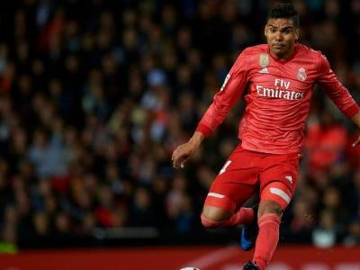 Real Madrid's Casemiro: 'World class' Pogba, Hazard welcome