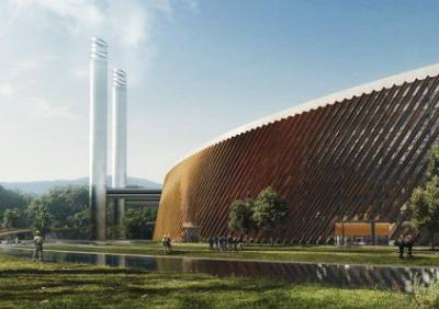 World's Largest Waste-to-Energy Plant Set to Open Next Year in Shenzhen