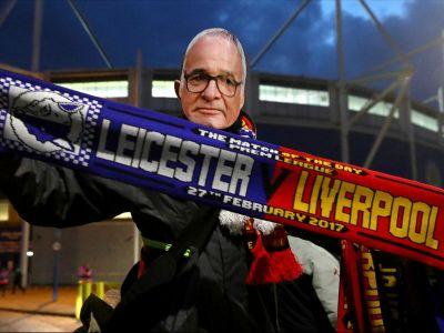 LIVE: Leicester City vs Liverpool
