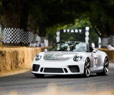 """Porsche 911 (991) Speedster To Be """"Exactly"""" Like The Concept"""