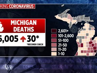 30 deaths, 454 more coronavirus cases added to Michigan tally