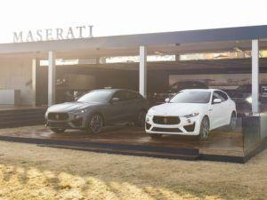 Maserati Levante GTS Unveiled At Goodwood Festival Of Speed
