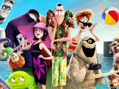 Hotel Transylvania 3 Demolishes The Rock's Skyscraper at the Box Office