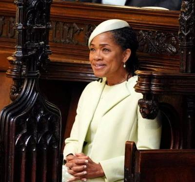 Here's the likely reason why Meghan Markle's mother Doria Ragland was seated in the second row at the royal wedding