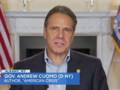 Gov. Cuomo Goes After Supreme Court for Overturning His 10-Person Limit on Religious Gatherings: 'A Different Court' Wanting to Make a 'Statement'