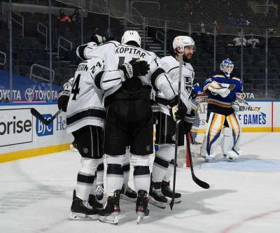 Anze Kopitar Postgame Quotes after Kings 6-3 win vs Blues