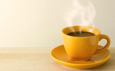Go ahead, bend your elbows for that morning fix: Coffee's OK