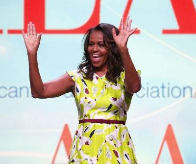 Michelle Obama: Shoe Genius, Beyoncé Stan