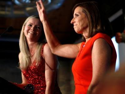 GOP congresswoman Martha McSally beats back challengers in Arizona primary, but her embrace of Trump's agenda could be risky