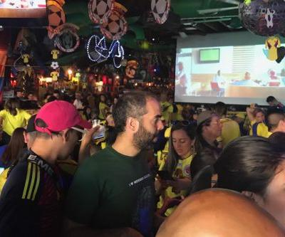 Beer, hope and devastation: Waking up with a World Cup bar