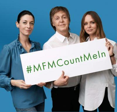 Meat Free Monday Celebrates Its 10th Anniversary with MFMCountMeIn Campaign