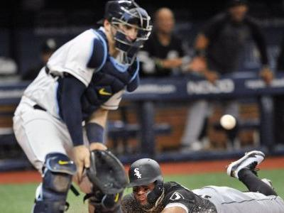 White Sox win in 11th, hand Rays fifth straight loss