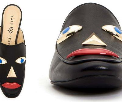 Katy Perry's shoes pulled after 'blackface' backlash