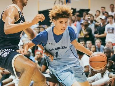 Report: LaMelo Ball Will Withdraw From Chino Hills HS, Will Be Homeschooled Next 2 Years