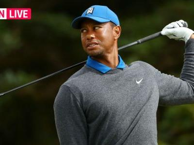 Tiger Woods' score: Live British Open updates, results, highlights from Round 2