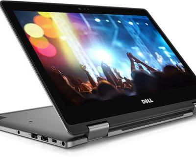 Dell Launches AMD Ryzen-Based Inspiron 13 7000 2-in-1 Convertible, Starts at $700